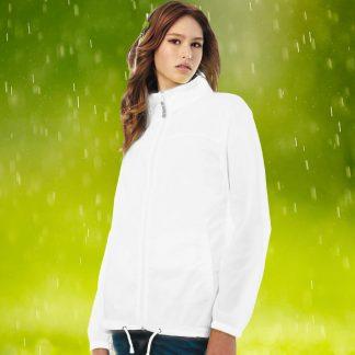 100% Taffeta Nylon Ladies SIROCCO Bowling Jacket - BA601FBOWLS