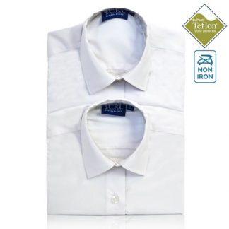 CBLG12-Girls-Short-sleeved-white