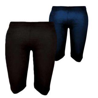 180gsm Girls Stretch Cotton Dancing Shorts - DSTG01C