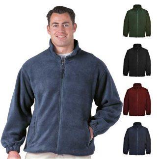 280gsm 100% Polyester Aran Fleece Jacket - OFA205-main