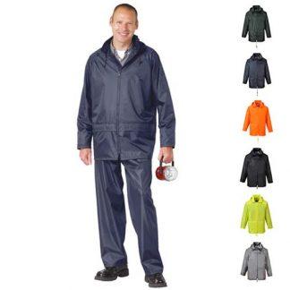 210g 100% Polyester Classic Rain Jacket - OJAA440-main