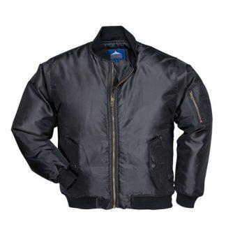115g 100% Nylon Showerproof Pilot Jacket - OJAA535