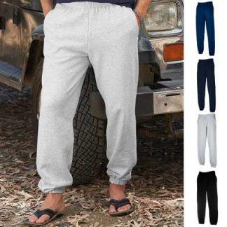 280gsm 80/20 CP Classic Elasticated Cuff Jog Pants SJA-main2