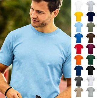 205g 100% Cotton, Belcoro® yarn Super Premium T Short Sleeve - STPA-main