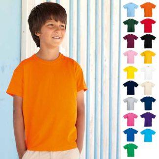 Kids & Toddlers Valueweight Crew T-Shirt - STVK-main2