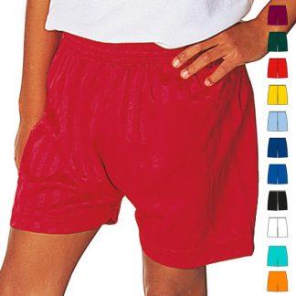Kids Shadow Stripe Football Shorts TFSK01