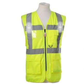 LED Lights - Hi-Vis Safety Vest VVEA4051-Hi-Vis-Safety-Vest-with-LED-Lights-main
