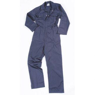 210g Budget Stud Front Workforce Boiler Suit WBSA318-main