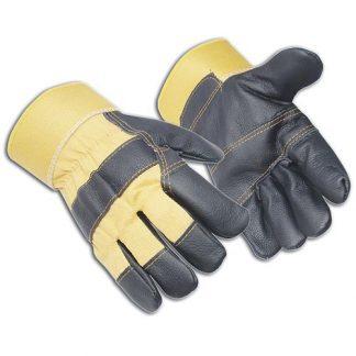 Cow Split Leather Furniture Hide Glove - WGLA200