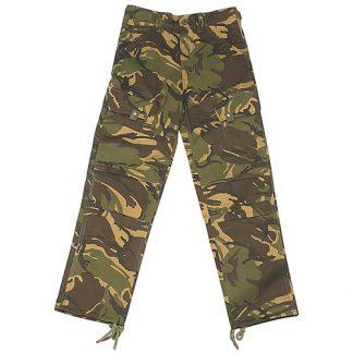 Kids Multi-Pocket Combat Trousers WTRK20-main