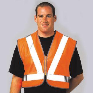 Hi-Vis Short Vest, RIS GO/RT - WWCA21-main