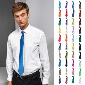 Colours Satin Tie - pr750